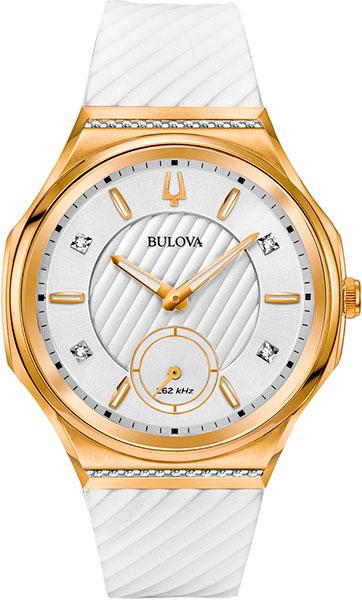 Женские часы Bulova 98R237 bulova 98a157