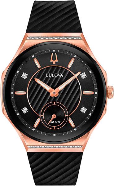 Женские часы Bulova 98R239 bulova 98a157