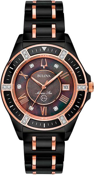 Женские часы Bulova 98R242 bulova 98a157