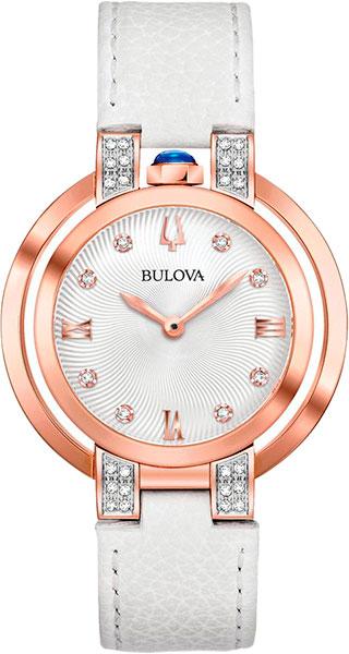 Женские часы Bulova 98R243 bulova 98a157