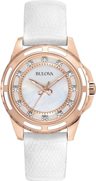 Женские часы Bulova 98S119 bulova 98a157