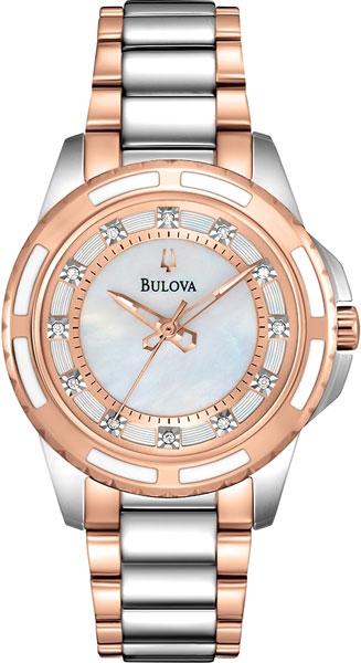 Женские часы Bulova 98S134 bulova 98s134
