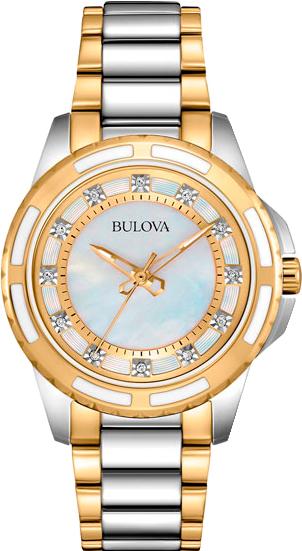 Женские часы Bulova 98S140 что за часы bulova
