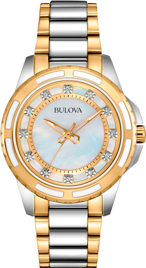 Женские часы Bulova 98S140 bulova 96p119