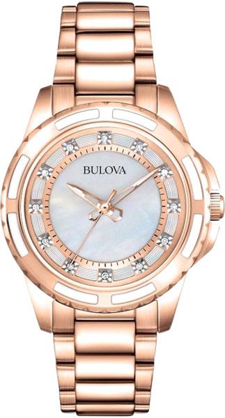 Женские часы Bulova 98S141 bulova 98a157