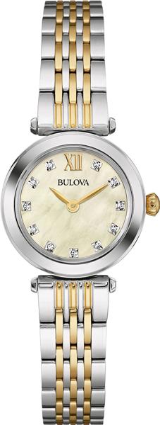Женские часы Bulova 98S154 bulova 98a140