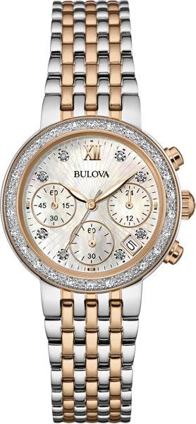 Женские часы Bulova 98W215