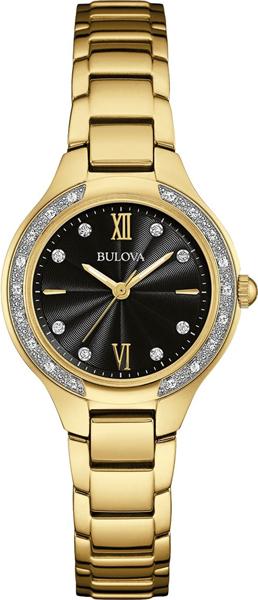 Женские часы Bulova 98W222 bulova 98a157