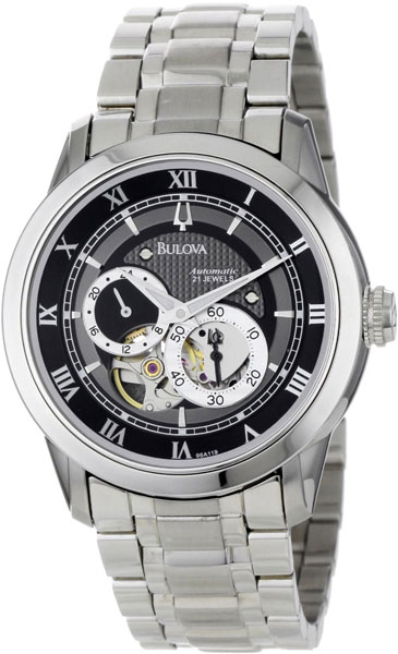 Мужские часы Bulova 96A119 bulova 98a157