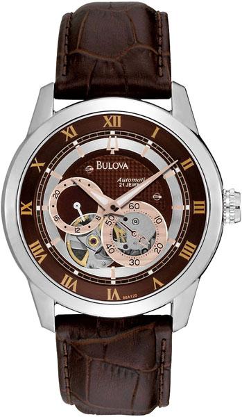 Мужские часы Bulova 96A120 bulova 98a140