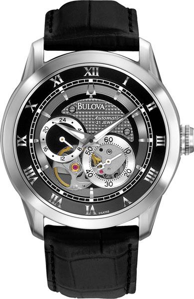 цены на Мужские часы Bulova 96A135 в интернет-магазинах
