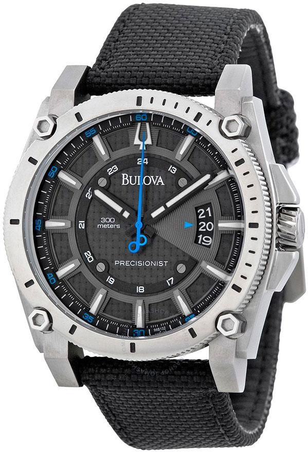 Мужские часы Bulova 96B132 мужские часы bulova 98a161