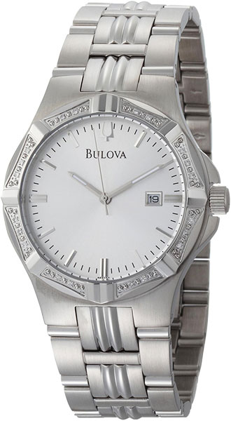 Мужские часы Bulova Bul96E107 мужские часы bulova 98a157