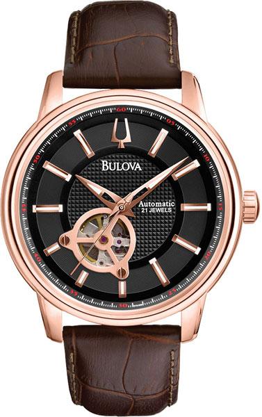 Мужские часы Bulova 97A109 bulova 98a157