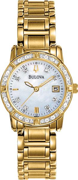 Женские часы Bulova 98R165