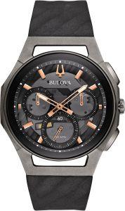 Мужские часы Bulova 98A156 Женские часы Michael Kors MK3255