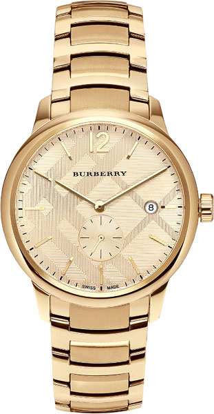 Мужские часы Burberry BU10006 burberry туалетная вода burberry sport 15 ml