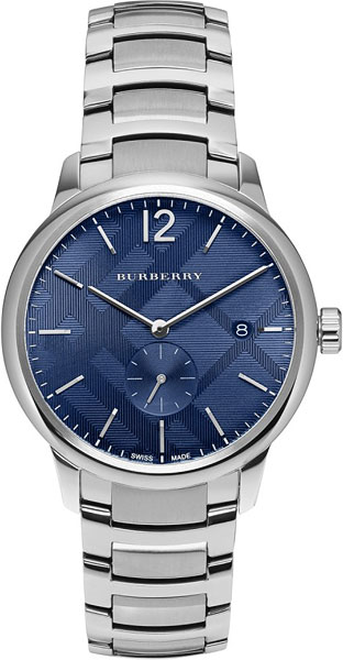 Мужские часы Burberry BU10007 цена и фото