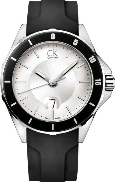 Купить Наручные часы K2W21XD6  Мужские наручные fashion часы в коллекции Play Calvin Klein