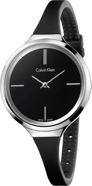Купить Наручные часы K4U231B1  Женские наручные fashion часы в коллекции Lively Calvin Klein