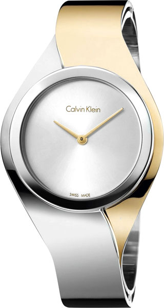 Купить Наручные часы K5N2S1Y6  Женские наручные fashion часы в коллекции Senses Calvin Klein