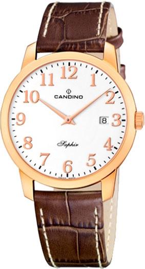 Купить Наручные часы C4412_1  Мужские наручные швейцарские часы в коллекции Classic Candino