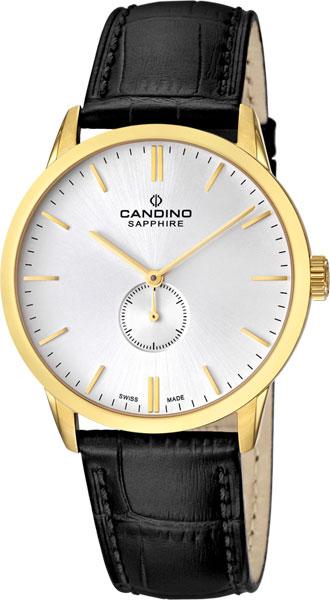 цена Мужские часы Candino C4471_1-ucenka онлайн в 2017 году