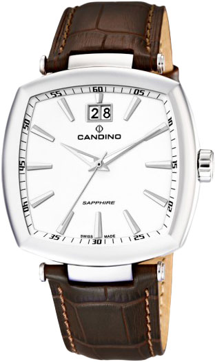цена Мужские часы Candino C4483_1-ucenka онлайн в 2017 году