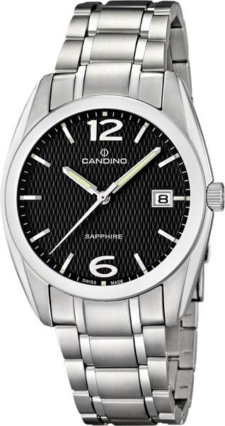 все цены на Мужские часы Candino C4493_4 онлайн