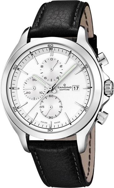 Мужские часы Candino C4516_1 candino d light c4287 4