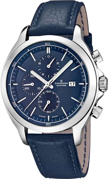 Мужские часы Candino C4516_2 candino d light c4287 4