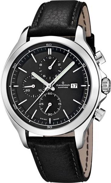Мужские часы Candino C4516_3 candino d light c4287 4