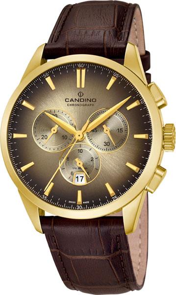 Мужские часы Candino C4518_5 candino d light c4287 4