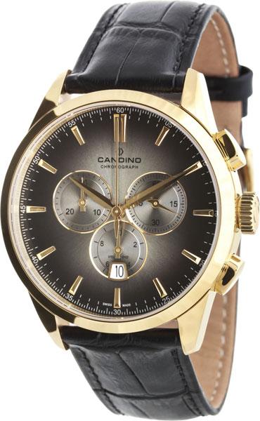 Мужские часы Candino C4518_8 candino d light c4287 4