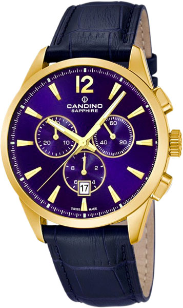 Мужские часы Candino C4518_F цена и фото