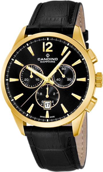 где купить Мужские часы Candino C4518_G дешево
