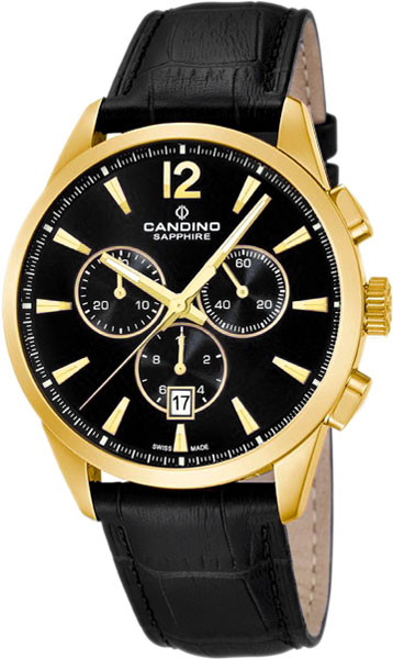 цена на Мужские часы Candino C4518_G