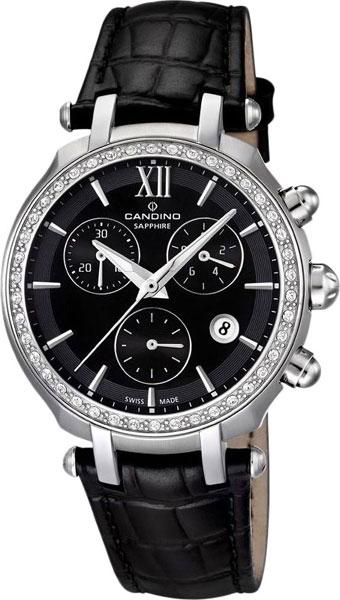 Фото «Швейцарские наручные часы Candino C4522_2 с хронографом»