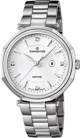 Женские часы Candino C4523_2 погожева алла владимировна основы вкусной и здоровой пищи книга в суперобложке