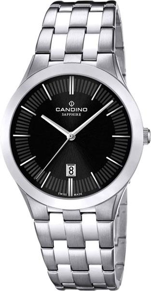 Мужские часы Candino C4539_4 система велосипедная lasco под квадрат 24 34 42tх152мм линия цепи 47 5мм сталь пластик 3p4c42p