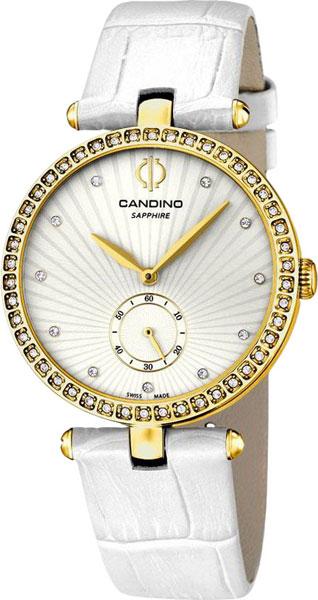 Швейцарские женские часы в коллекции Feminine Женские часы Candino C4564_1 фото