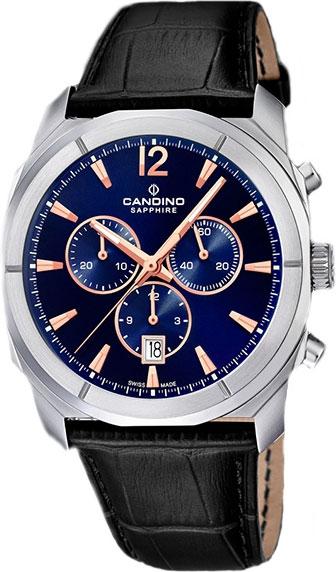 цена Мужские часы Candino C4582_5 онлайн в 2017 году