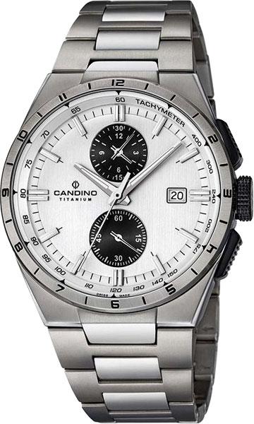 Мужские часы Candino C4603_1 candino d light c4287 4