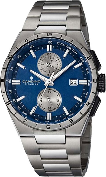 Мужские часы Candino C4603_2 candino d light c4287 4