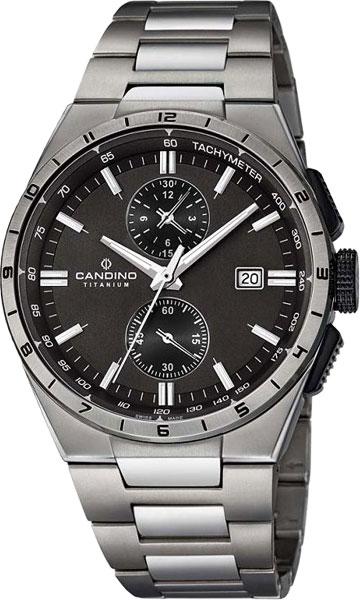 Мужские часы Candino C4603_3 candino d light c4287 4