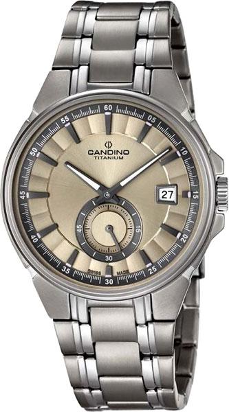 Мужские часы Candino C4604_2 candino d light c4287 4