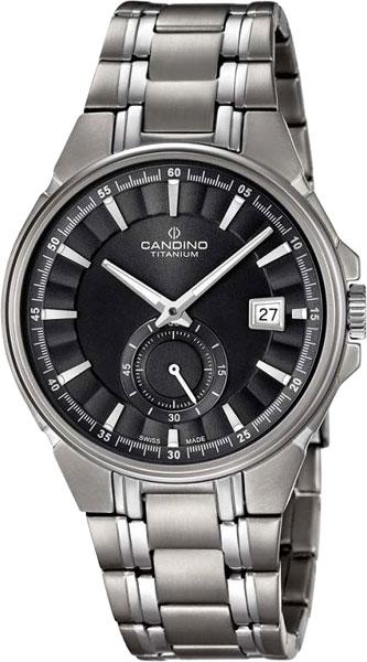 Мужские часы Candino C4604_4 candino d light c4287 4