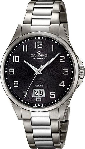 лучшая цена Мужские часы Candino C4607_4