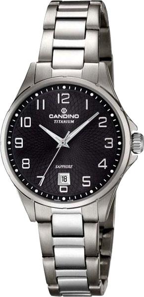 цена Женские часы Candino C4608_4-ucenka онлайн в 2017 году