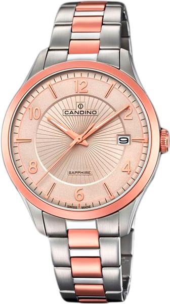 Мужские часы Candino C4694_3 Мужские часы Casio GD-400-9D